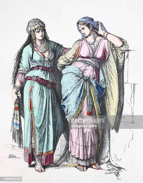 National costume clothes history of the costumes Jewish garments distinguished Jews Volkstracht Kleidung Geschichte der Kostüme Jüdische Gewänder...