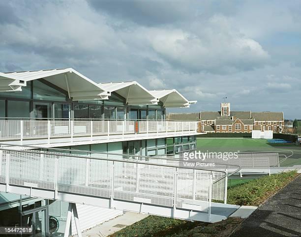 National Cricket Academy - Loughborough University, Loughborough, United Kingdom, Architect David Morley Architects, National Cricket Academy -...