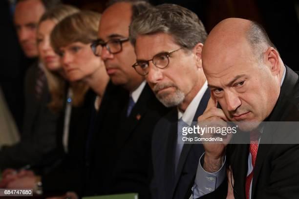 National Economic Council Director Gary Cohn US Ambassador to Columbia Kevin Whitaker National Security Council Western Hemisphere Director Juan Cruz...