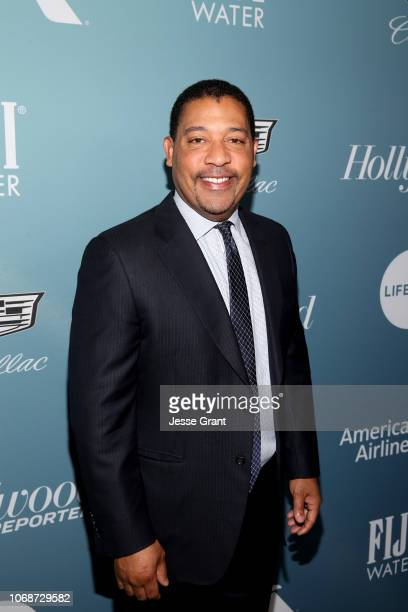 National Executive Director and Chief Negotiator David White attends The Hollywood Reporter's Power 100 Women In Entertainment at Milk Studios on...