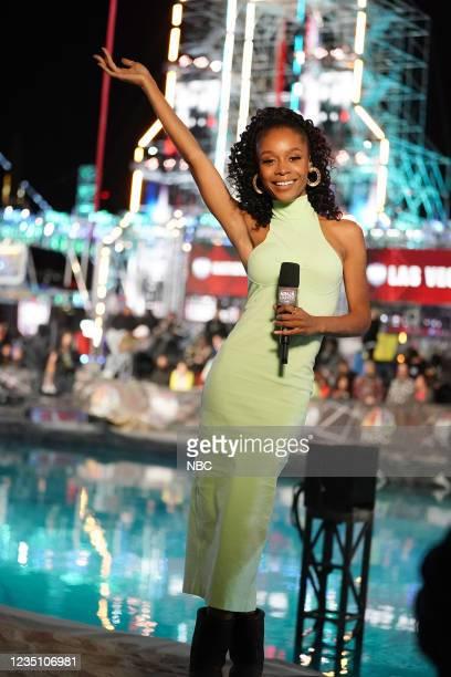 National Finals 2 Episode 1311 -- Pictured: Zuri Hall --