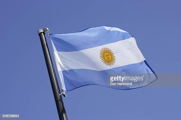 National Flag of Argentina