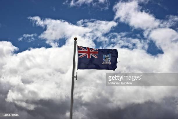 National flag of the Falkland Islands