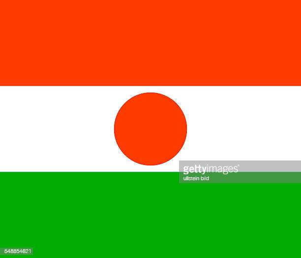 National flag of the Republic of Niger