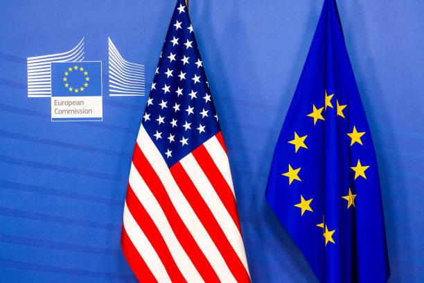 BEL: U.S. House Speaker Nancy Pelosi Meets European Commission President Ursula von der Leyen
