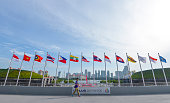 National flags of Southeast Asia countries
