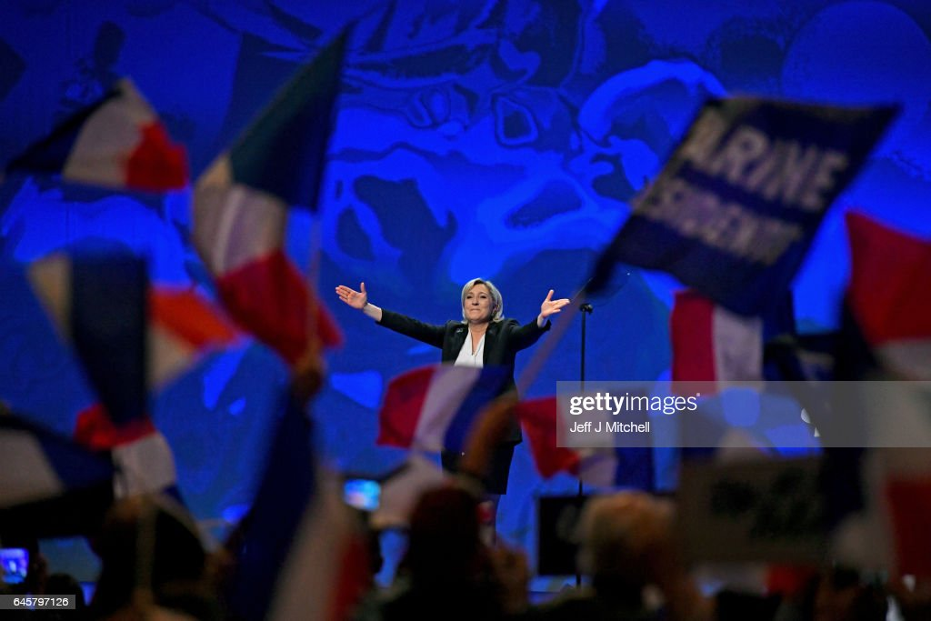 French Presidential Elections - The March Of The Far Right