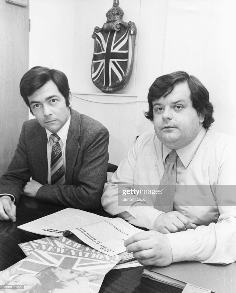 Richard Verrall And Martin Webster : News Photo