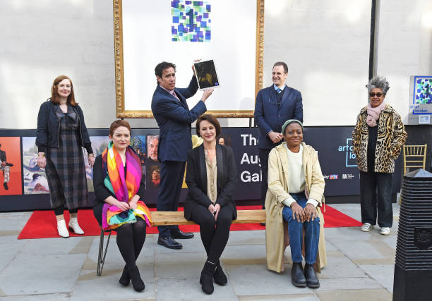 GBR: Art Of London's The Augmented Gallery - Launch