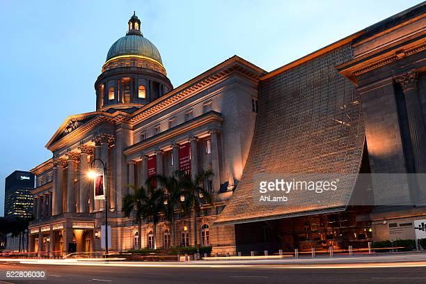 National Galerie, à Singapour.