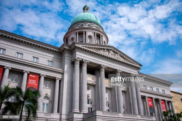 national gallery singapore - national gallery stock photos and pictures