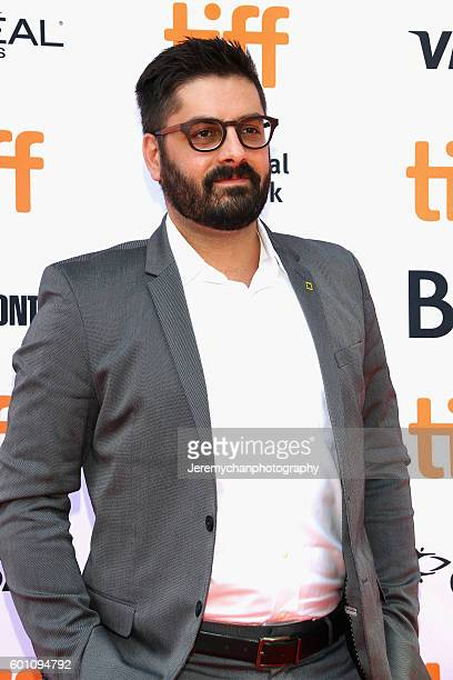 National Geographic Executive Tim Pastore attends the 'Before The Flood' premiere held at Princess of Wales Theatre during the Toronto International...