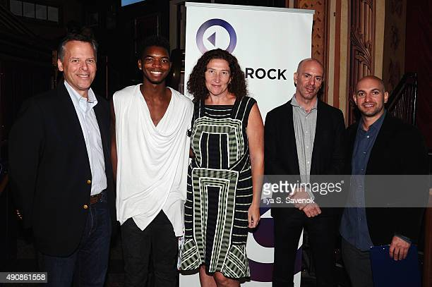National Geographic SVP Global Experiences Events Peter van Roden Creator Social Influencer Kingsley Russell VP of Yahoo Marketing Partnerships...