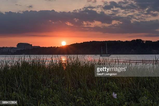National Harbor Sunrise