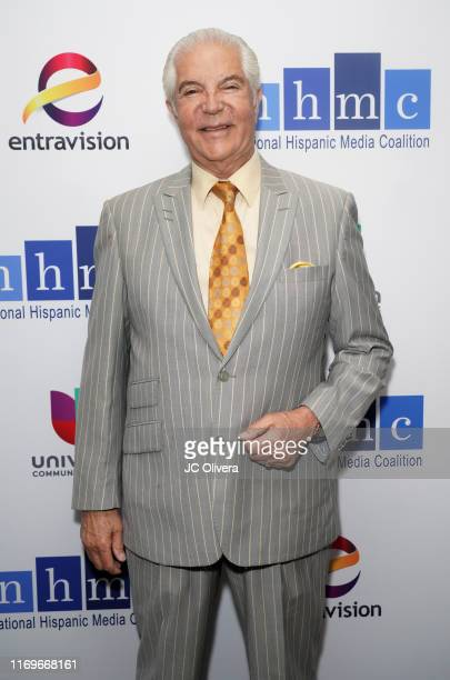 National Hispanic Media Coalition president and CEO Alex Nogales attends the NHMC's 17th Annual Los Angeles Impact Awards luncheon at Hilton...