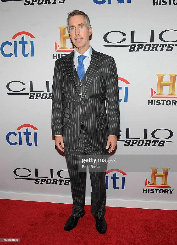 National Hockey League Executive Vp Brian Jennings Attends The 2014