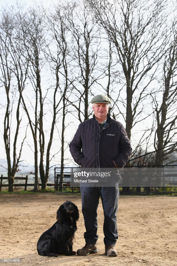 Colin Tizzard Stable Visit