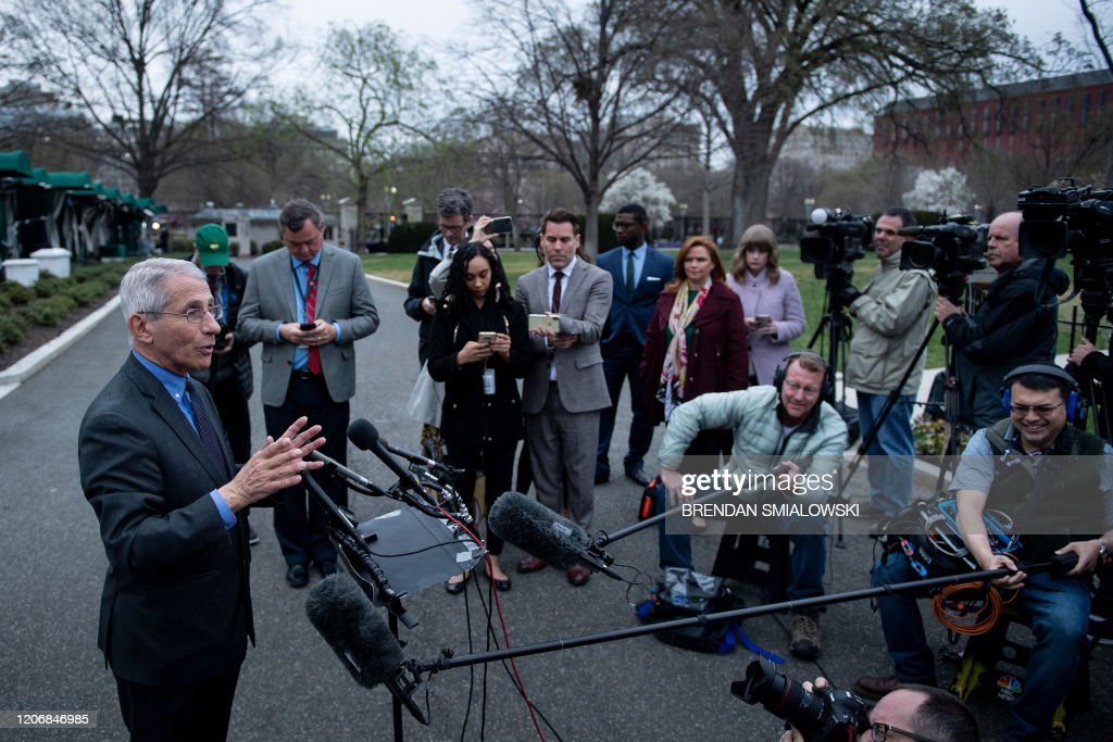 US-POLITICS-VIRUS-HEALTH : News Photo