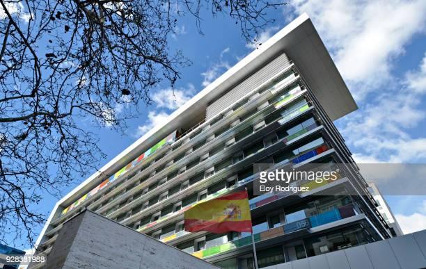 National Institute of Statistics (INE). Madrid