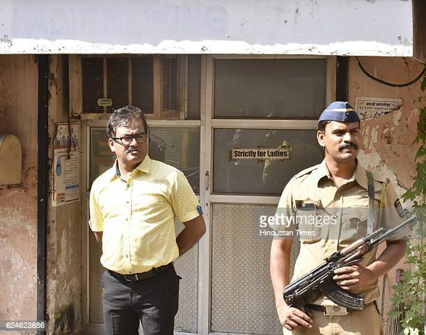 National Investigation Agency and Mumbai Police raid an office of Indian Islamic preacher Zakir Naik's Islamic Research Foundation at Dongri on...