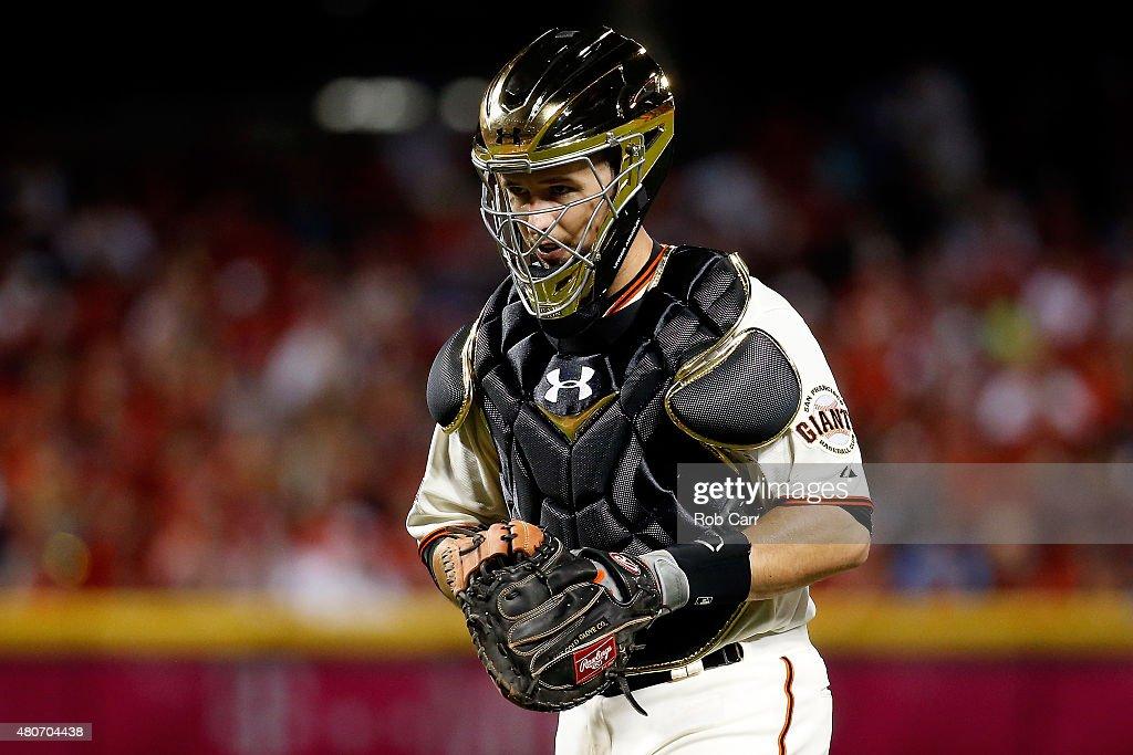 86th MLB All-Star Game : News Photo