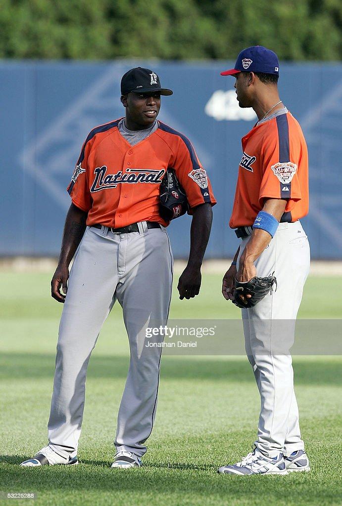 2005 Major League Baseball Home Run Derby : ニュース写真