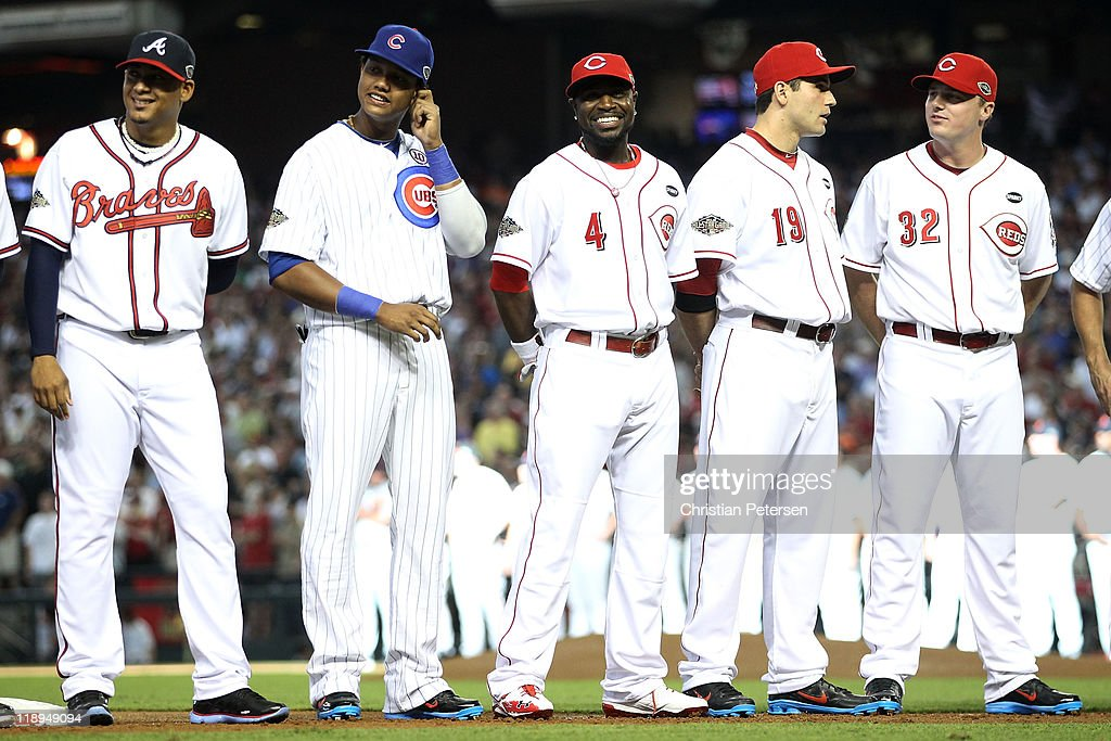 82nd MLB All-Star Game : News Photo