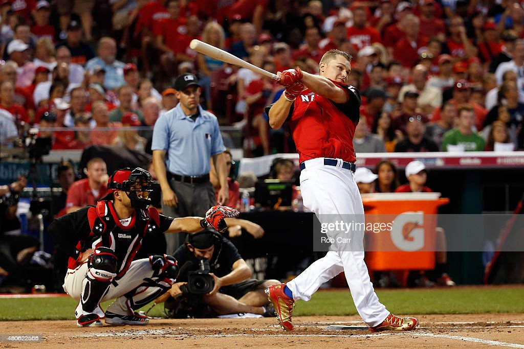 Gillette Home Run Derby presented by Head & Shoulders : News Photo