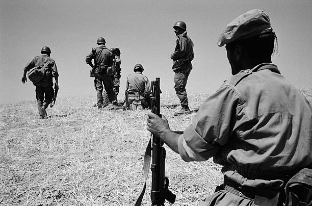 DZA: 1st November 1954 - 65 Years Since Start Of Algerian War
