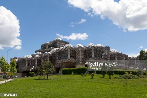 National Library of Kosovo in Pristina