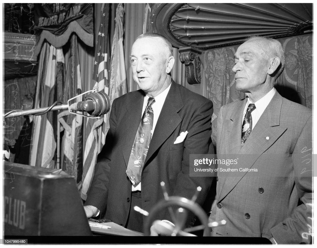 national maritime day may 22 1951 dan a kimball t g maddox