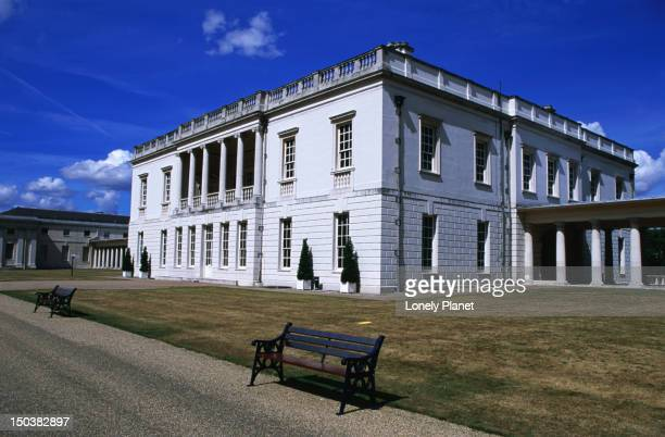 national maritime museum in greenwich. - デザイン博物館 ストックフォトと画像
