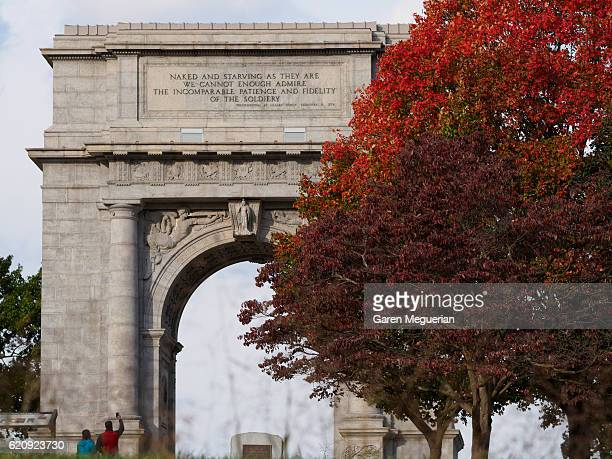 National Memorial Arch in Valley Forge