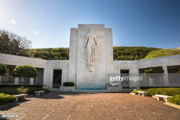 national memorial cemetery of the pacific - air force memorial stock pictures, royalty-free photos & images