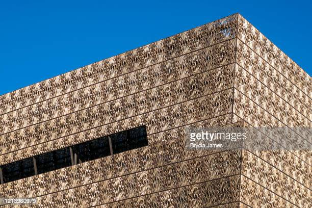 national museum of african american history and culture - brycia james stock pictures, royalty-free photos & images