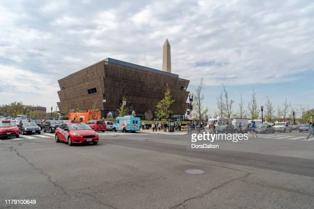 national museum of african american history and culture, urban cityscape in washington dc, usa - monetary policy stock pictures, royalty-free photos & images