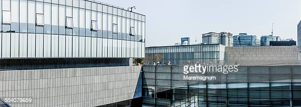 national museum of modern and contemporary art - museum of contemporary art stock pictures, royalty-free photos & images