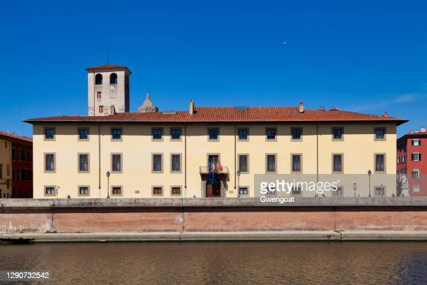 national museum of palazzo reale in pisa - gwengoat stock pictures, royalty-free photos & images