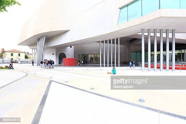 MAXXI, National museum of XXI Century Arts