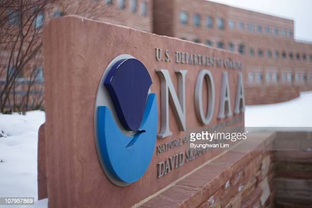 National Oceanic & Atmospheric Administration Earth System Research Laboratory in Boulder, Colorado