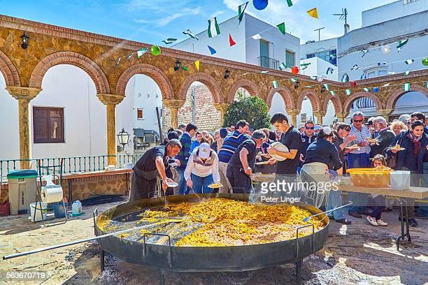 National Paella day, Mojacar