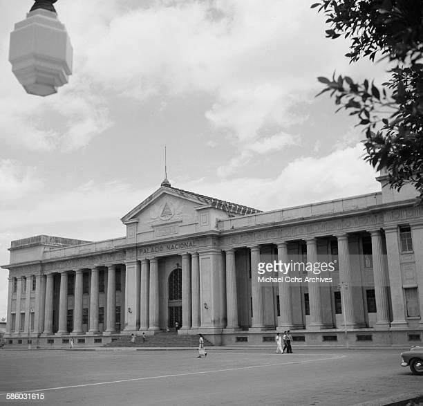 National Palace in Managua in Managua Nicaragua