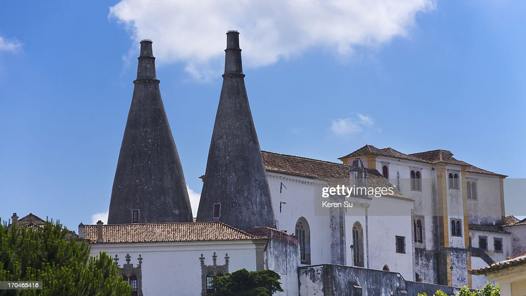 National Palace, Sintra, Portugal : Stock Photo