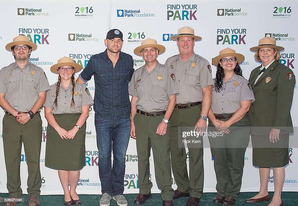 National Park Foundation Celebrates National Park Service Centennial News Photo Getty Images