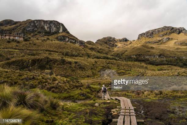 国立公園ラスカハス山脈 - 岩壁 ストックフォトと画像