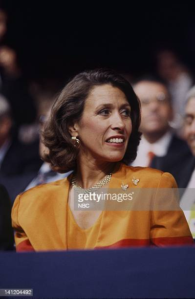 National Party Conventions 1992 Republican National Convention Pictured Wife of the VIce President Marilyn Quayle during the 1992 Republican National...