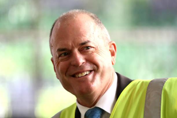 NZL: Opposition Leader Todd Muller Media Opportunity
