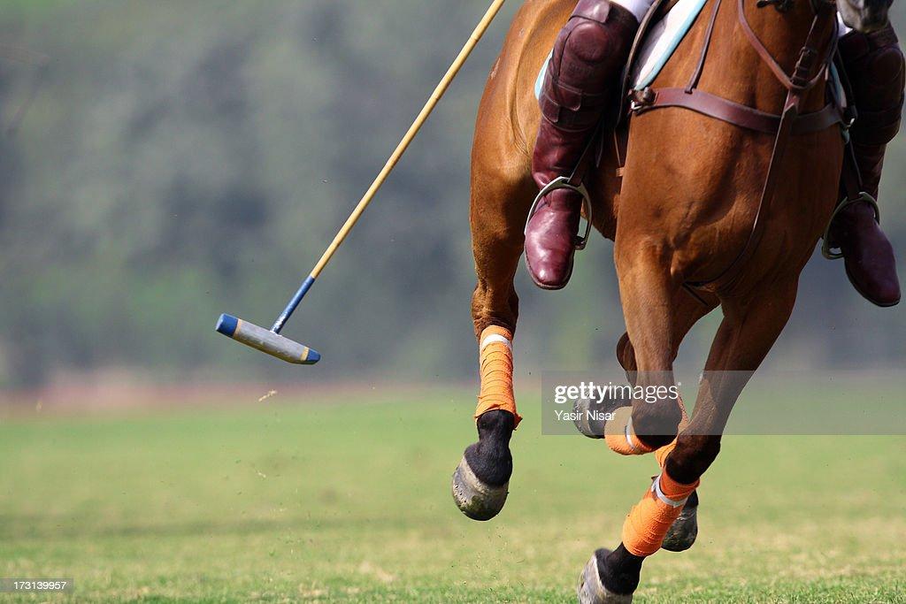 National Polo Championship : Stock-Foto