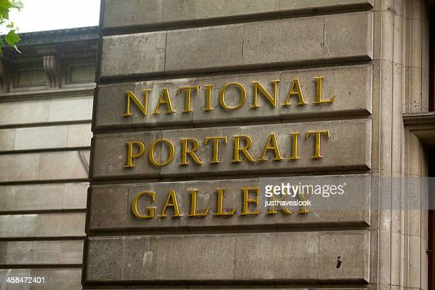 national portrait gallery - national portrait gallery london stock pictures, royalty-free photos & images
