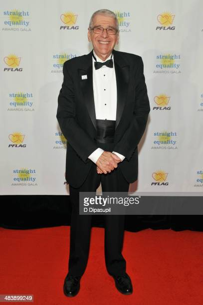 National President Rabbi David M Horowitz attends the PFLAG National Straight For Equality Awards at Marriott Marquis Times Square on April 10 2014...